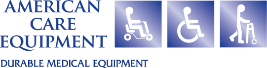 American Care & Equipment logo